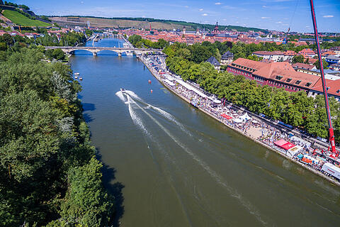 Wake-Race Teil 2